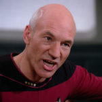 Jean-Luc Picard (Patrick Stewart) from