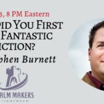 Join Thursday's Live Webcast: How Did You First Find Fantastic Fiction?