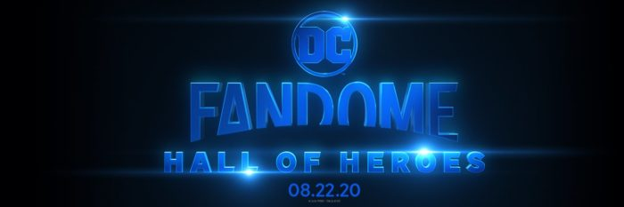 DC FanDome, Aug. 22, 2020